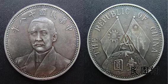 民国百科:中华民国货币