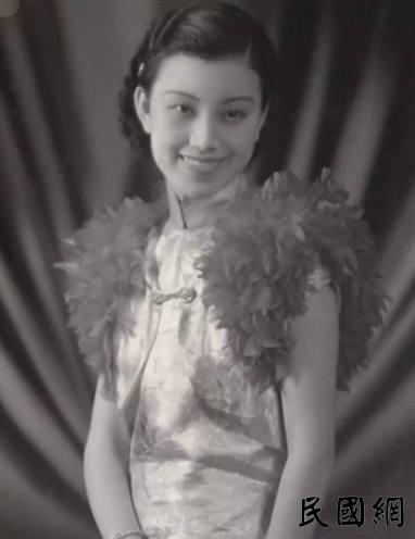 民国时期最漂亮的女人,上海滩最后的女人花,103岁至今在世
