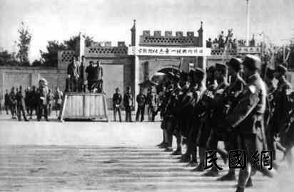 民国时最臭名昭著的军阀,被日军重重包围时,说了一句有气节的话